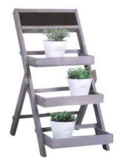 Kräuter pflanzen Die Kräuterleiter (1)